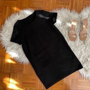 VERO MODA black shift dress XS